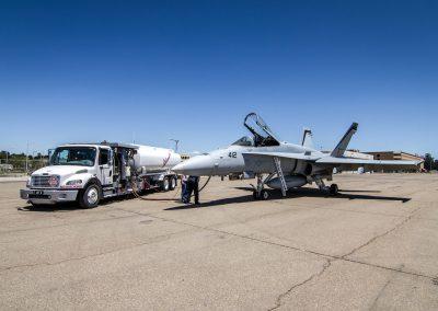 F-18 Fueling