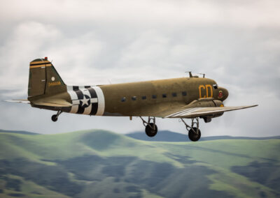 Estrella Warbirds DC-3