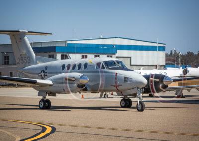 Marine King Air 200