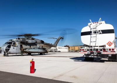 CH-53 Rapid Refuel
