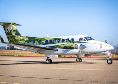 Wheels UP King Air 200